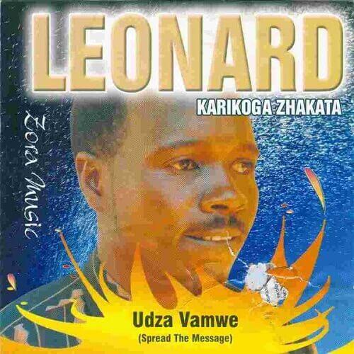 leonard zhakata udza vamwe spread the message album