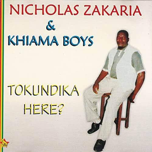 nicholas zakaria tinokunda here album