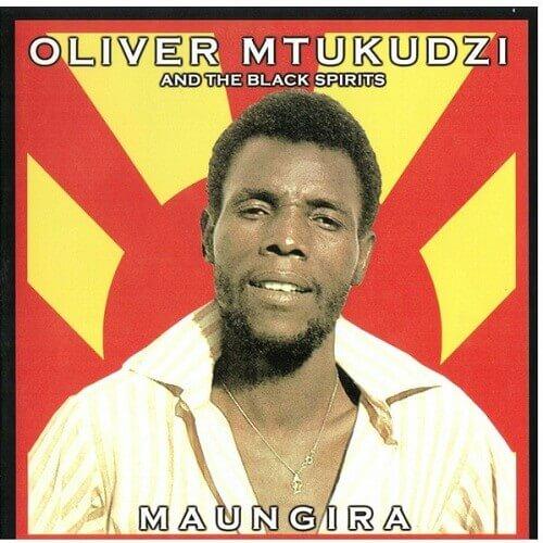 oliver mtukudzi maungira album
