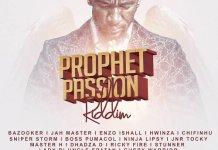 prophet passion riddim