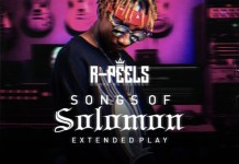 r peels songs of solomon ep