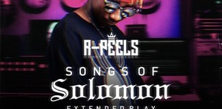 r peels songs of solomon ep