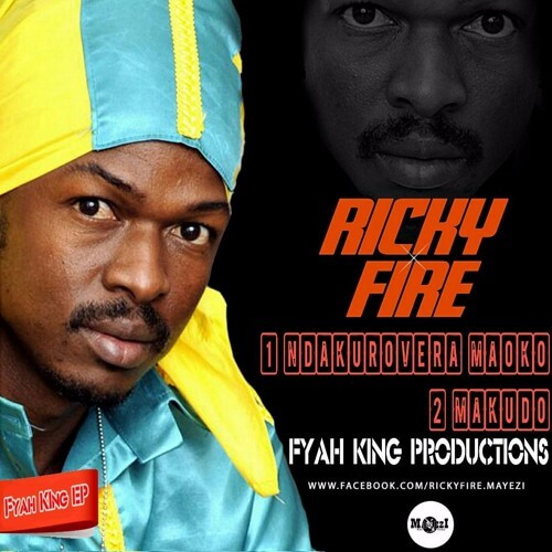 ricky fire fyah king ep
