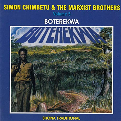 simon chimbetu boterekwa shona traditional volume 5