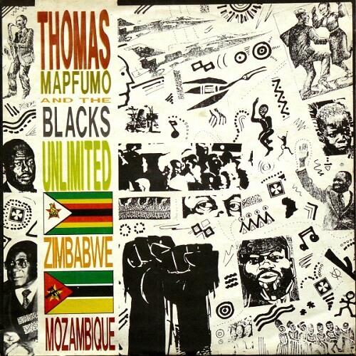 thomas mapfumo zimbabwe mozambique