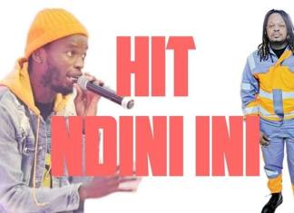 watch video boss pumacol to release a new hit ndini inini