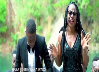 watch video zimpraise choir baba ndiri mwana wako