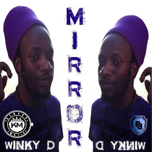 winky d mirror
