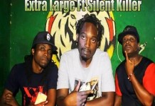 xtra large ft silent killer hustle