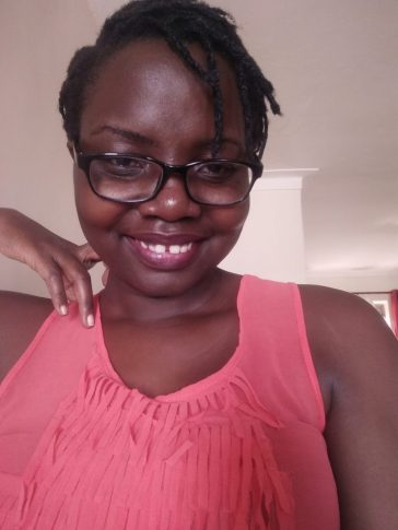 Mable Amuron- Ugandan blogger