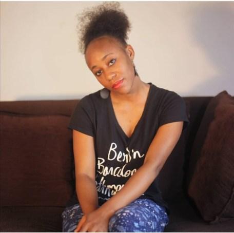Keziah Mwamba- Zaambian actress