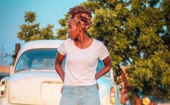 Vuyo Brown - Zimbabwean gospel artist