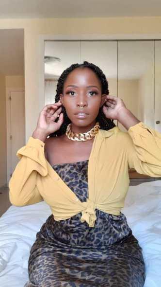 Tina Masawi - singer