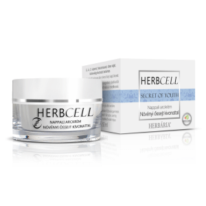 Herbcell Secret of Youth Day Cream with Plant Stem Cells 50ml
