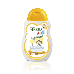 HerbaKids Shower Gel with Chamomile and Marigold Extract 250ml