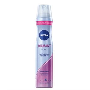 Nivea Diamond Gloss Care Hairspray 250ml