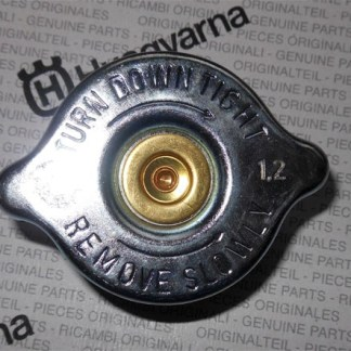 Tampa do radiador Husqvarna WR 250-360 1994 a 1997