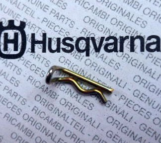 Trava de segurança do pino da pastilha Husqvarna WR-TE