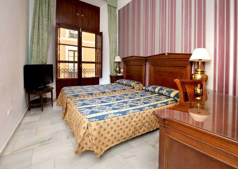 Habitación de hotel centro Sevilla