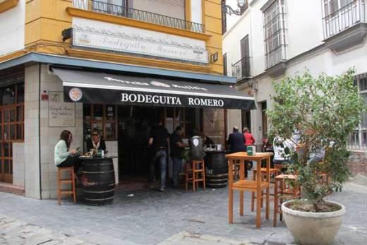 Gastronomía Sevilla 2018