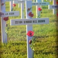 ANZAC remembrance: battlefield nurses