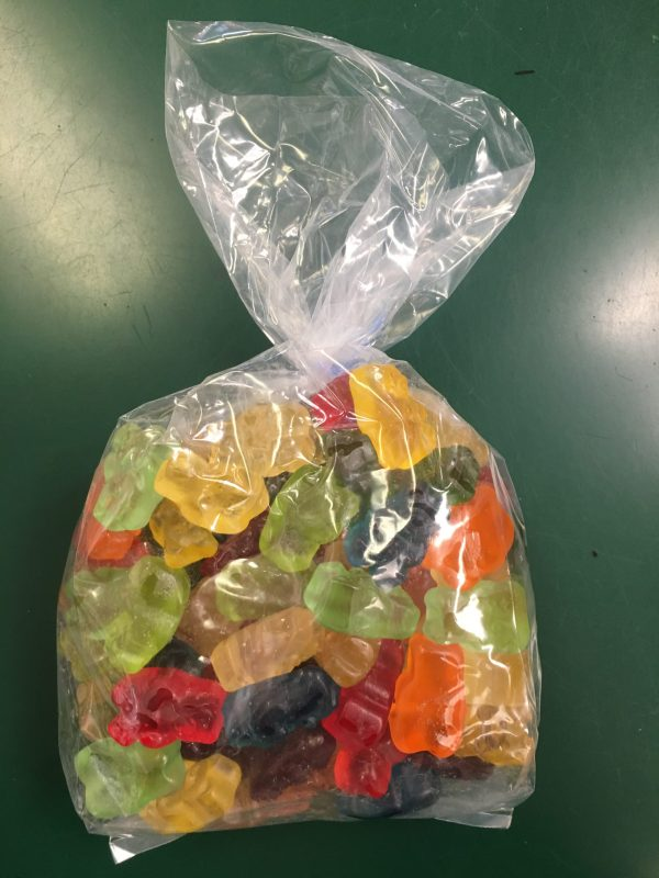 albanese gummy bear 1 lb bag