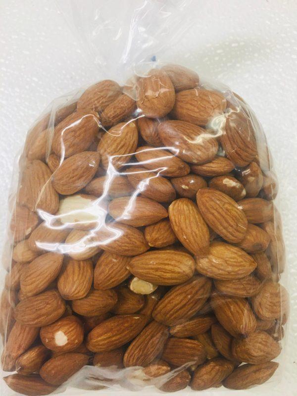 Raw Natural Almonds 16 oz