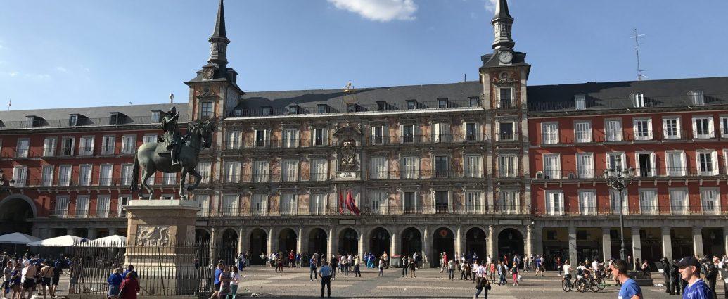 Madrid Plaza de Mayor
