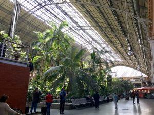 Madrid Atocha Train Station