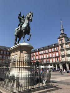 Camino de Santiago - Madrid