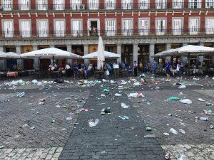 Soccer in Madrid
