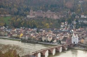 Thanksgiving in Heidelberg