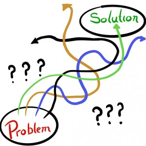 Strategic or Tactical Problem Solving