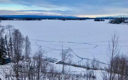 Big Lake's own little Earthquake