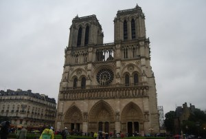 Notre Dame Fire Commentary