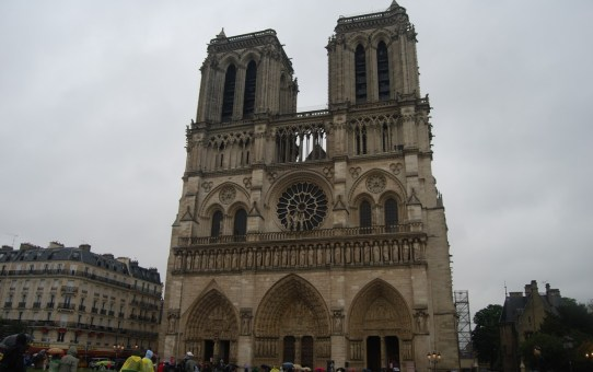 Notre Dame Fire Commentary - Our Lady is Burning