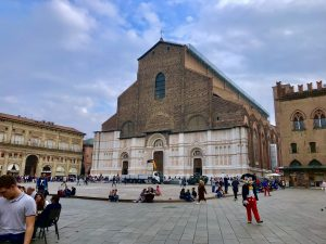 San Petronio - travel to Bologne