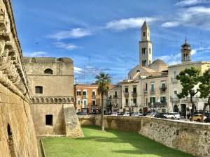 Fortress Moat, Bari