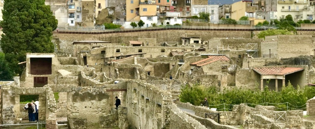 Vesuvius and Herculaneum