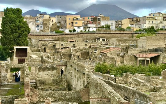 A Travel day Herculaneum and beyond