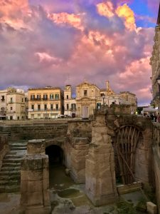 Amphitheater of Lecce