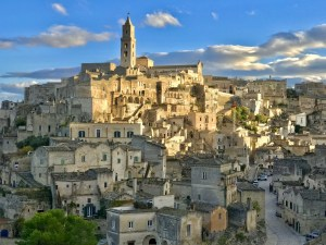 The Sassi City of Matera