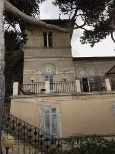 Villa Donzelli Tower