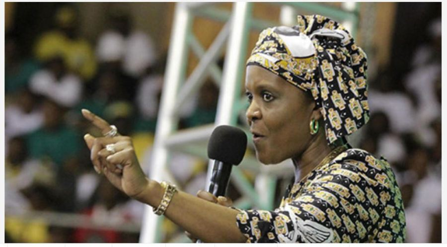 Image result for Diamond ring dealer claims Grace Mugabe is threatening him