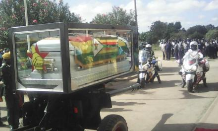 Mugabe to be buried at Heroes Acre on Sunday