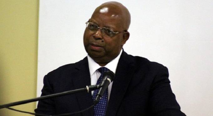 Advocate Jacob Mudenda offside