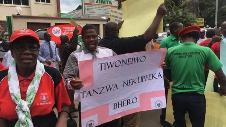 More teachers join strike
