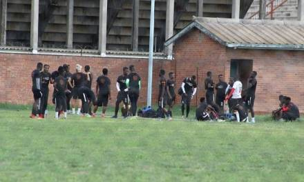 No pay no training. . .Bosso players strike again!