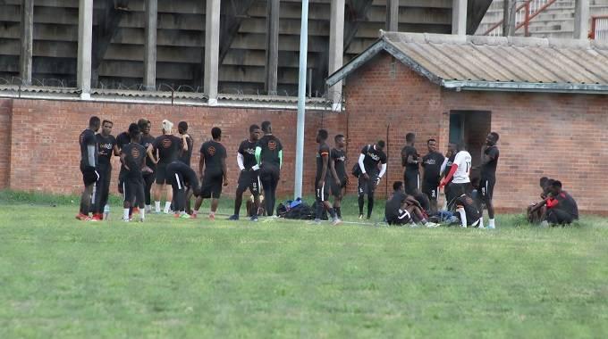 No pay no training. . .Bosso players strike again!