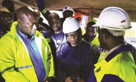 Battlefields: Govt to review mining policy